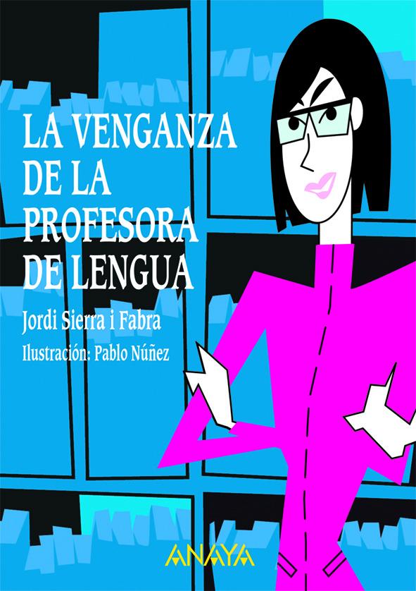 La venganza de la profesora de lengua