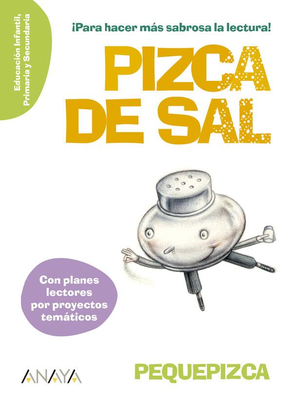 Pizca de Sal (con proyectos temáticos)